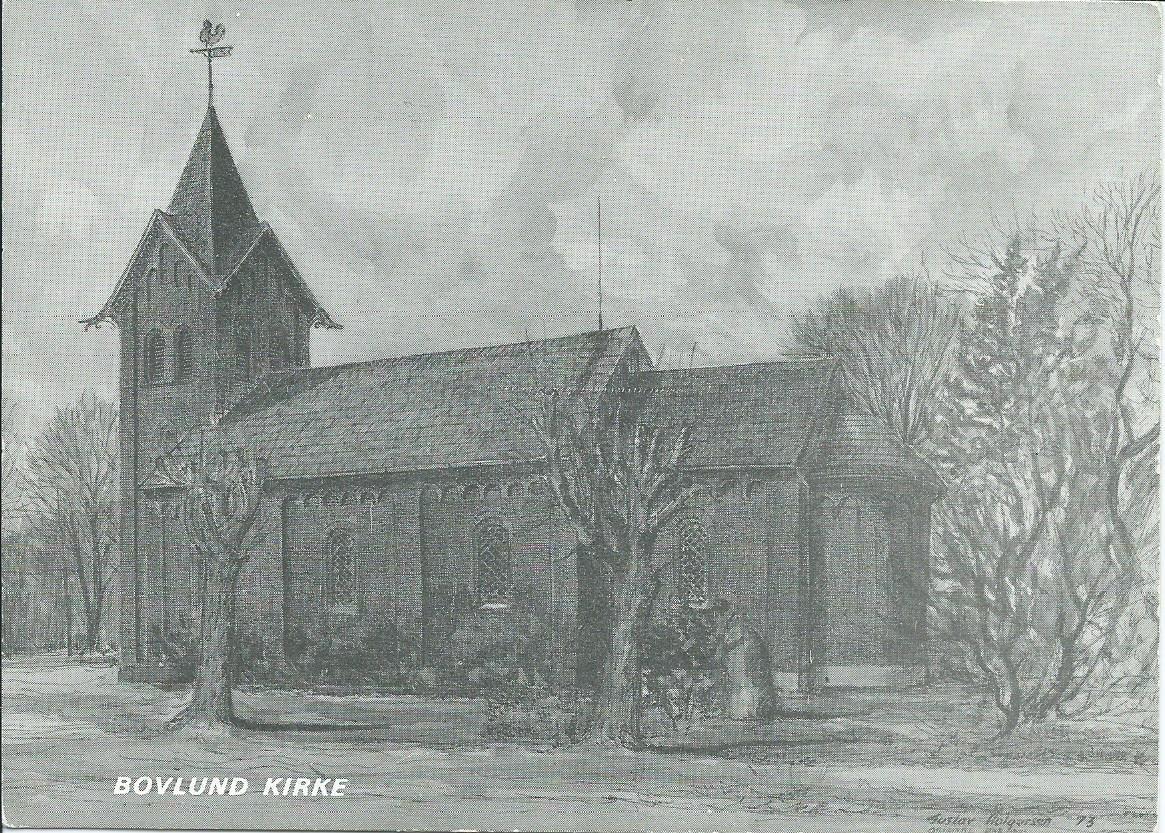 Bovlund Kirke